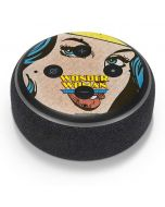 Wonder Woman Vintage Profile Amazon Echo Dot Skin