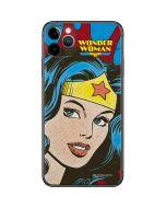 Wonder Woman Vintage Profile iPhone 11 Pro Max Skin