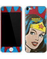 Wonder Woman Vintage Profile Apple iPod Skin