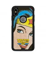 Wonder Woman Vintage Profile Otterbox Commuter iPhone Skin