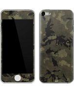 Wood Camo Apple iPod Skin