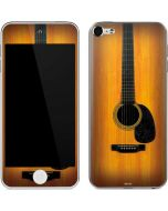 Wood Guitar Apple iPod Skin