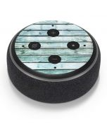 Wooden Stripes Amazon Echo Dot Skin