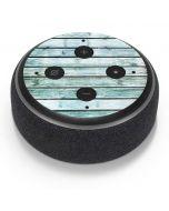 Wooden Stripes Amazon Echo Dot Skin