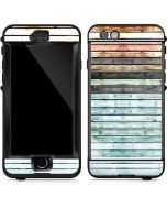 Wooden Stripes LifeProof Nuud iPhone Skin