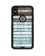 Wooden Stripes Otterbox Commuter iPhone Skin