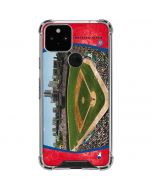 Wrigley Field - Chicago Cubs Google Pixel 5 Clear Case