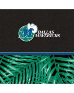 Dallas Mavericks Retro Palms Apple iPad Skin
