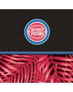 Detroit Pistons Retro Palms Amazon Echo Skin