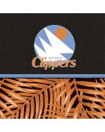 San Diego Clippers Retro Palms Apple iPad Skin