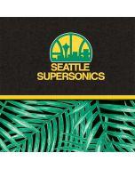 Seattle SuperSonics Retro Palms Apple iPad Skin