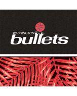 Washington Bullets Retro Palms HP Envy Skin