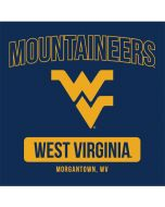 West Virginia Mountaineers Logo Galaxy Book Keyboard Folio 12in Skin