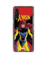 X-Men Jean Grey LG Velvet Clear Case