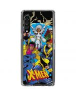 X-Men LG Velvet Clear Case
