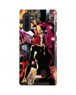 X-Men Marvel Girl Galaxy Note 10 Pro Case