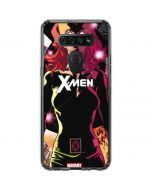 X-Men Marvel Girl LG K51/Q51 Clear Case