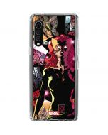 X-Men Marvel Girl LG Velvet Clear Case