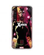 X-Men Marvel Girl Moto G8 Plus Clear Case