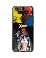 X-Men Mystique LG K51/Q51 Clear Case