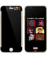 X-Men Villains iPhone 6/6s Skin