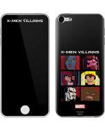X-Men Villains Apple iPod Skin