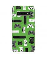 Xbox Pattern Galaxy S10 Plus Lite Case