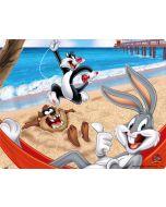 Looney Tunes Beach PS4 Controller Skin