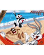 Looney Tunes Beach Xbox One X Bundle Skin