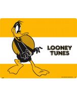 Daffy Duck Yellow Stripes Apple iPad Skin
