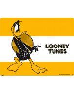 Daffy Duck Yellow Stripes Amazon Echo Dot Skin