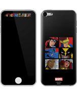 X-Men Grid Apple iPod Skin