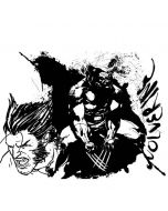 Wolverine Outline HP Envy Skin