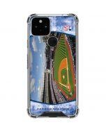 Yankee Stadium - New York Yankees Google Pixel 5 Clear Case