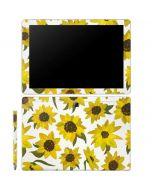 Sunflower Acrylic Galaxy Book 10.6in Skin