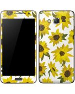 Sunflower Acrylic Galaxy Grand Prime Skin