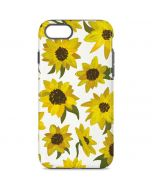 Sunflower Acrylic iPhone 8 Pro Case