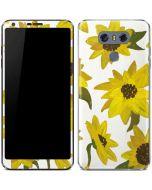 Sunflower Acrylic LG G6 Skin