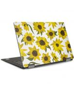 Sunflower Acrylic Dell XPS Skin