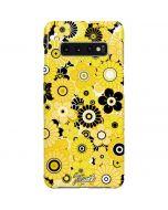 Yellow Flowerbed Galaxy S10 Plus Lite Case