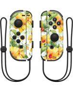 Yellow Hibiscus Nintendo Joy-Con (L/R) Controller Skin