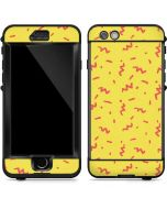Yellow Spring LifeProof Nuud iPhone Skin