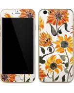 Yellow Sunflower iPhone 6/6s Skin