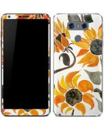 Yellow Sunflower LG G6 Skin