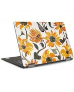Yellow Sunflower Dell XPS Skin
