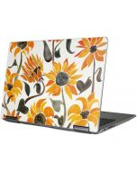 Yellow Sunflower Yoga 710 14in Skin