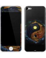 Yin Yang Dragon Apple iPod Skin