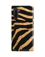 Zebra Galaxy Note 10 Pro Case