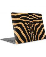Zebra Apple MacBook Air Skin