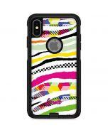 Zebra Pattern Otterbox Commuter iPhone Skin